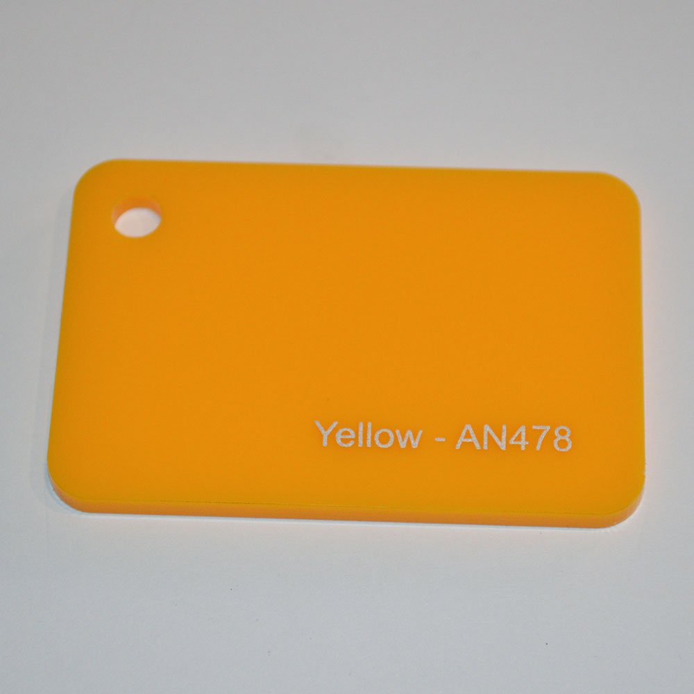 Yellow An478 Adelaide City Plastics